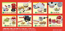 Miniatures Sanrio Hello Kitty Nostalgia Snack Complete 8pcs  - Re-ment    h#3