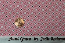 """TRIBUTE TO AUNT GRACE"" QUILT FABRIC CIRCA 1930's BTY FOR MARCUS 6261-0376"