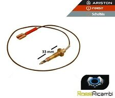 *ARISTON INDESIT STAR* TERMOCOPPIA ORIGINALE C00052986 BRUCIATORE
