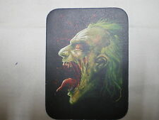 Zombie Joker Leather Patch For Biker Leather Jackets & Vests Made In The U.S.A