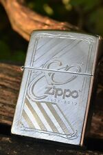 Zippo Lighter - 80th Anniversary - European Release - Limited Edition - Engraved