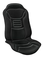 Heated Back Chair Cushion Car Seat Home Pad Pain Lumbar Neck Shoulder Massager