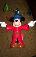 Sorcerer Mickey Mouse Disney Magician  Lighted Spinner Toy