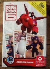 Big hero 6 cartes à jouer jeu