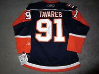 JOHN TAVARES New York Islanders Autographed SIGNED Hockey Jersey New w/COA Med