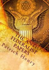 The Anti-Federalist Papers Constitution Audiobook Patrick Henry on 1 MP3 CD