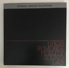 Pink Floyd - The Dark Side Of The Moon - 1981 UHQR Mobile Fidelity MFQR 1-017