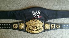 WWE Undisputed Championship Replica Belt Adult/Metal WCW NWA ECW Version 2