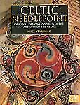 Celtic Needlepoint by Alice Starmore Paperback Book Free Shipping