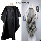 Adult Salon Hair Cut Hairdressing Barbers Cape Black Gown Clothes Protector Hot
