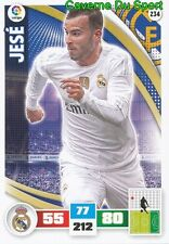 234 JESE ESPANA REAL MADRID PSG CARD ADRENALYN LIGA 2016 PANINI