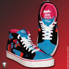 VANS Schuhe Sneakers Skaterschuhe Girly SK8-HI Parra 39 neu
