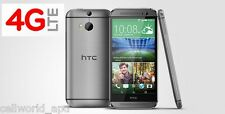 BRAND NEW U.S IMPORTED HTC ONE M8 Single SIM 16GB GREY SMART PHONE GSM 3G 4G