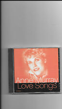 "ANNE MURRAY, CD ""LOVE SONGS"" NEW SEALED"