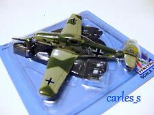 Messerschmitt Bf-109 E Luftwaffe WWII 1:100 FABBRI ITALERI