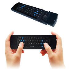 NEU Kabellos Tastatur Luft Maus Fernbedienung Zum KODI XBMC Android TV PC Billig