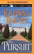 Sherring Cross: The Pursuit 3 by Johanna Lindsey (2014, MP3 CD, Unabridged)
