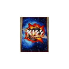 KISS Hottest Show On Earth VIP Litho Poster