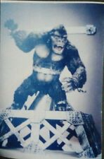 "8""KING KONG on Base Movies Resin Model Kit none scale"