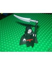 Lego Castle Grim Reaper Knights Minifigs Skeletons City