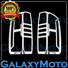 15-16 Chevy Colorado Triple Chrome plated Taillight Trim Cover Bezel 2016 2015