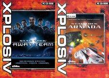 Star Trek Armada & Lejos Equipo Nuevo Y Sellado