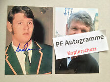MORNE DU PLESSIS RUGBY Spieler SPRINGBOKS IN-PERSON signed photo 10x15
