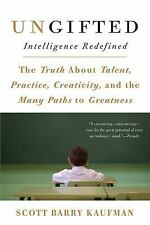 Ungifted: Intelligence Redefined, Kaufman, Scott Barry, Acceptable Book