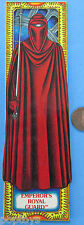 BOOKMARK - EMPEROR'S ROYAL GUARD - Glossy Finish '83 vtg Star Wars