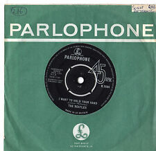 """The Beatles - I Want To Hold Your Hand 7"""" Single 1963 / 1N"""