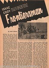 Cody Family Story, History & Genealogy