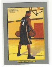 2006-07 TOPPS TURKEY RED BASKETBALL SHAWNE WILLIAMS #186 - INDIANA PACERS