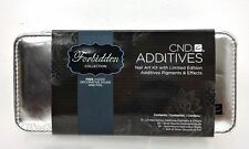 Additives - FORBIDDEN Fall 2013 Collection Nail Art Kit free Studs/Foil -Cnd