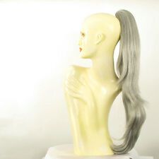 Hairpiece ponytail long 27.56 gray 5/l51 peruk