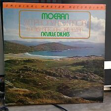 LP Dilkens *Moeran-Symphony in G-Minor*  MFSL AUDIOPHILE MASTER RECORDING NM