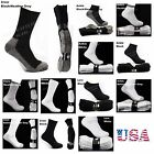 12 Pairs Lot Heavy Thick Cotton Socks Athletic Work Boots Hiking Hunting Unisex