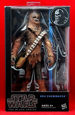 """Chewbacca #04 Star Wars the Black Series 6"""" Action Figure Wave 5 Hasbro Toy"""