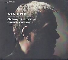 WANDERER - SONGS BY SCHUMANN, KILLMAYER & MAHLER - CHRISTOPH PRÉGARDIEN.. / SACD