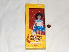 "NEW Sailor Moon SAILOR MERCURY Adventure Doll 6"" Figure Toy IRWIN sailer murcury"