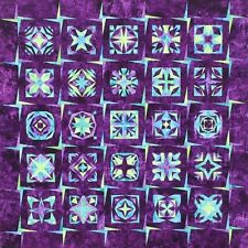 Shattered Starrs Quilt Pattern Set by Starr Designs-FREE US SHIPPING!