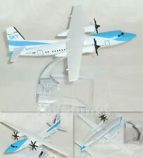 Sky Aviation Indonesia Airlines Fokker F50 PK-ECE Airplane DieCast Plane Model