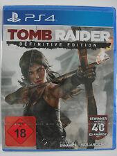 Tomb Raider Definitive Edition - Lara Croft Adventure, Abenteuer hochrealistisch