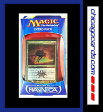 Magic MTG Return to Ravnica Rakdos Raid Intro Pack 2 Booster Factory Sealed