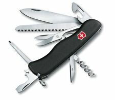 0.9023.3 Victorinox Swiss Army Pocket Knife Outrider Black 090233 NEW IN BOX !!!