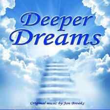 """DEEPER DREAMS"" Calming Music for Stress, Anxiety, Meditation, Sleep Relaxation"