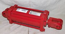 """PRINCE SAE-8208 Hydraulic Cylinder Double Acting 5"""" Bore Diameter 8"""" Stroke"""