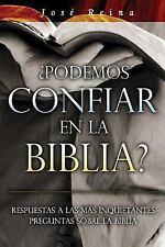 ¿Podemos Confiar en la Biblia? by José Reina (2012, Paperback)