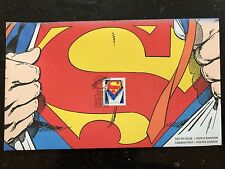 Superman FDC Canada 2013 First Release Cover