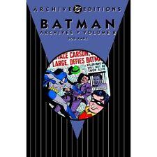 Los archivos de Batman Caballero De La Noche Volumen 8 Varios Dc Comics Tapa Dura 9781401237448