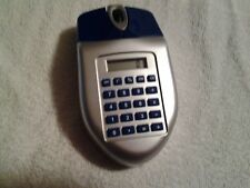 Wireless usb mouse w/calculator